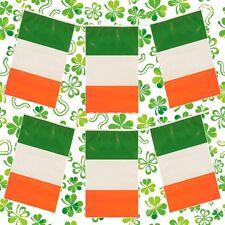 48ft IRLANDA IRLANDESE giorno di San Patrizio decorazione feste BANDIERINE RUGBY