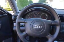 Lederlenkrad für Audi A4 B5 im Tausch Edles Leder Naht Wählbar