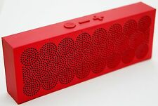 Jawbone Mini Jambox Red Dot Wireless Bluetooth Speaker JS2013 Mobile Audio