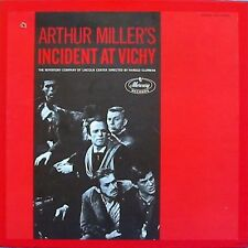 Arthur Miller Incident at Vichy US 2LP Box set Repertory Company of Lincoln NM