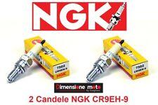 7502 - 2 Candele NGK CR9EH-9 per Honda CB 500 S dal 1994 al 1995