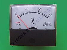 Aurora Launtop Elim Diesel Gas Generator 120V 240V AC Panel Voltmeter Type B