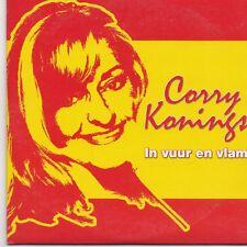 Corry Konings-In Vuur En Vlam cd single