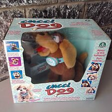 "Petz 90s Ubisoft plush Dogz puppy dog 11"" beagle basset hound brown#NRFB"