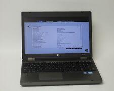 "HP ProBook 6570b Laptop 15.6"" i5-3340m 2.70GHz 8GB RAM 500GB HDD  Win10"