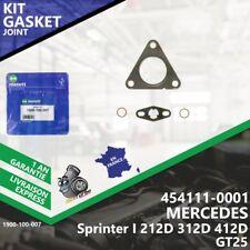 Gasket Joint Turbo MERCEDES Sprinter I 212D 312D 412D 454111-1 454111-5001S -007