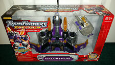 Galvatron Energon Transformers Super Hasbro 2004 MISP! With Tank Powerlinx