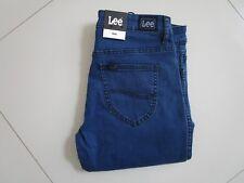 Ladies Lee Licks Cosmic Blue Stretch Jeans Size 11