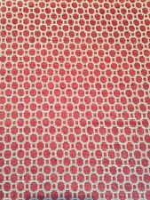 Heaton by Jaclyn Smith 1 1/3 Yard Small Scale Geometric Upholstery Fabric