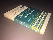 F. Scott Fitzgerald - Flappers and Philosophers  - $3.50  - 1966 Scribners HCDJ