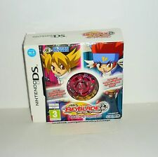 COFFRET NINTENDO DS COMPLET BEYBLADE METAL FUSION CYBER PEGASUS