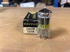 NOS Sylvania Canada 12AX7 Vacuum Tube Tested Guaranteed!