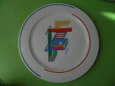 Plaza plato 31 cm. la letra F-Marcello morandini Rosenthal-usado