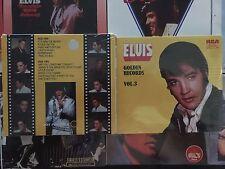 "ELVIS CD "" GOLDEN RECORDS VOL.3 "" Guyana Digipack"