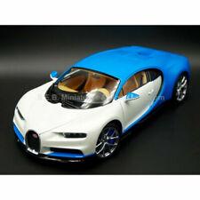 Voitures miniatures multicolores Bugatti
