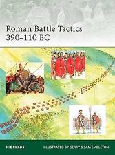 Osprey Elite 172: Roman Battle Tactics 390-110 BC (Römisches Reich) / NEU