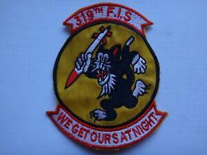 Corée Guerre (1950-53) États-Unis Air Force 319th Fighter Interceptor Escadron