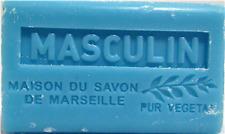 Savon nu 125gr MASCULIN huile d'olive bio