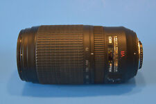 Nikon Zoom NIKKOR 70-300mm f/4-5.6 AF G VR SWM ED Lens