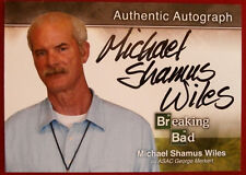 BREAKING BAD - MICHAEL SHAMUS WILES - ASAC George Merkert - AUTOGRAPH Card A8