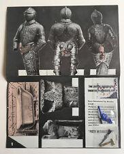MISCHA PETROV 1968 S.M.S. #6 JUNIOR HISTORICAL THEATRE PLAYROOM KIT sms duchamp