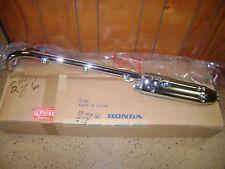 NOS Honda CL175K3 - Right MUFFLER - NICE! - 1969 1970 NIB18300-307-010 Scrambler