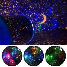 Romantic LED Starry Night Sky Projector Lamp Kids Room Star light Cosmos Master