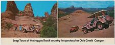 Don Pratt Pink Jeep Tours, Oak Creek Canyon, Sedona, Arizona