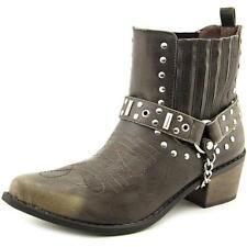 Botas de mujer de tacón medio (2,5-7,5 cm) de sintético talla 38