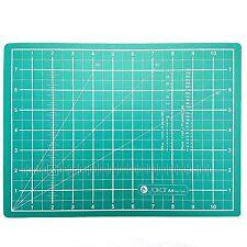 A4 Cutting Mat Self Healing Craft Quilting Grid Lines Knife Cut Board 30 x 22cm