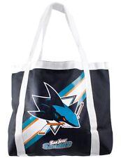 NHL San Jose Sharks Tailgate Tote Bag Shoulder Diaper Bag