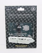 Disney Parks Metal Earth 3D Metal Model Kit Disney Parks Monorail New