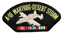 A-10  Warthog Desert Storm Hat Patch