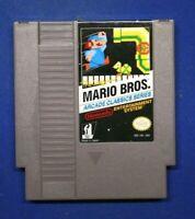 Mario Bros. Arcade Classics (Nintendo Entertainment System, 1986)