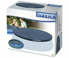 Swiming Pool Cover Set Intex Easy Best Outdoor Gardern Round Solar Paddling 10ft