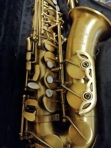 5030V – Sax Alto Old Vintage L.A.RIPAMONTI Mod.MASTER