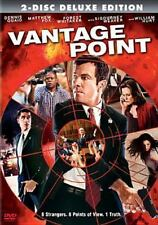 DVD Vantage Point (Two-Disc Deluxe Edition)  - Free Shipping