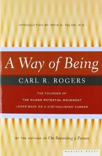 A Way of Being by Carl Rogers, (Paperback), Mariner Books , New, Free Shipping