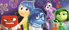 Jigsaw Puzzle Entertainment the Emotions of Inside Out the movie 200 pieces NEW