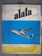 ALATA # 198 - RIVISTA AERONAUTICA - DICEMBRE 1961 - BUONO