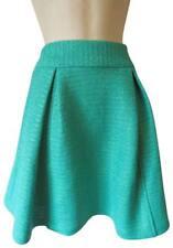 Nanette Lepore 0 green pleat skirt EUC designer
