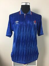 Chelsea Home Football Shirt Jersey 1989-1991 (L)