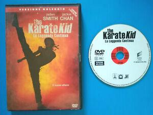 DVD Film Ita Azione THE KARATE KID jackie chan jaden smith ex nolo no vhs cd(T1)