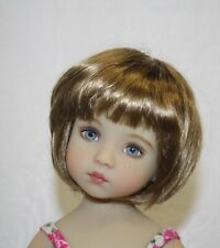 Bubbles Wig Fit Ginny,Meadows,Little Darling BJD's  Sizes 4-5,5-6,6-7,7-8,8-9