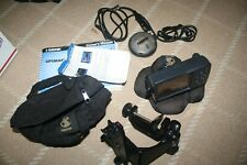 Garmin Gpsmap 496 Aviation, a lot of accessory and maps, latest software updated