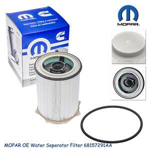 13-18 Dodge Ram 1500 2500 3500 4500 5500 6.7L Diesel Fuel Filter OEM NEW MOPAR