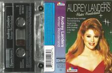 t MC Kassette Audrey Landers / Winter Wonderland ( Weihnachten )
