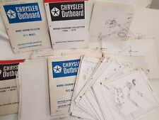 Chrysler Outboard Wiring Diagram Collection all years complete workshop