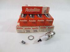 AUTOLITE SPARK PLUG 4123 BOX of 10 FOR HARLEY SPORTSTER 1000 1979-85
