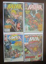 Ka-Zar comic set #1 to #20 all 20 different books 3rd Series 8.0 VG (1997)